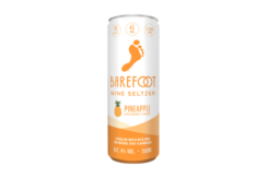 Barefoot Wine Seltzer Pineapple 330ml