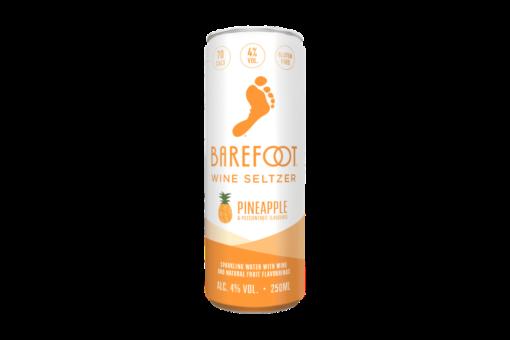Barefoot Wine Seltzer Pineapple 330ml