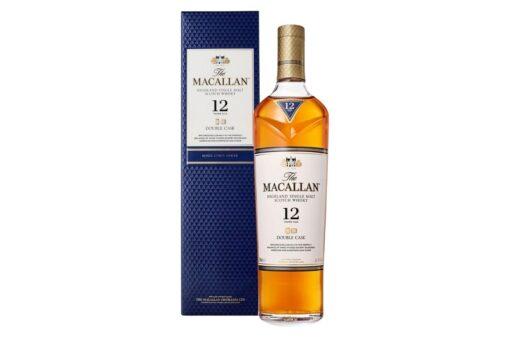 Macallan 12 Year Old Double Cask Malt Whiskey 70cl